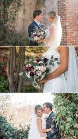Popular Fall Wedding Color Trends Ideas05