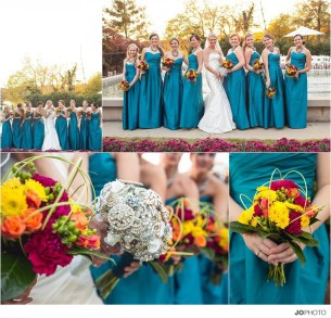 Popular Fall Wedding Color Trends Ideas11