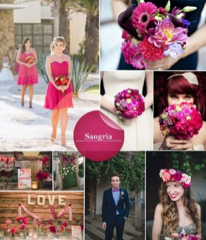 Popular Fall Wedding Color Trends Ideas16