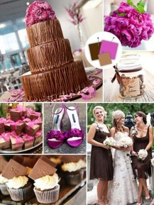 Popular Fall Wedding Color Trends Ideas20