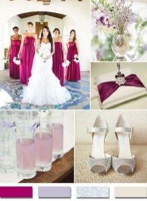 Popular Fall Wedding Color Trends Ideas30