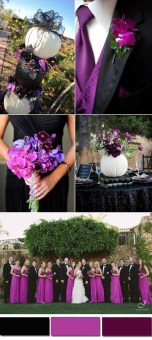 Popular Fall Wedding Color Trends Ideas33