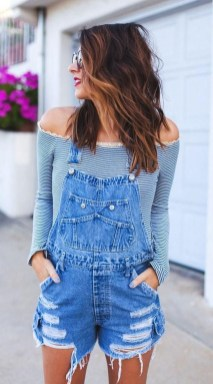Pretty Summer Casual Outfits Ideas For Women08