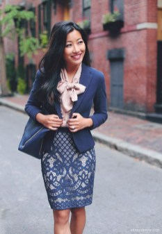 Stunning Work Office Outfit Ideas32