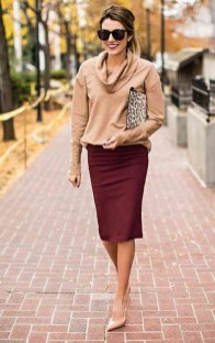 Stunning Work Office Outfit Ideas33