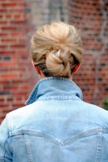 Wonderful Ways Wear Bun Fall Ideas20
