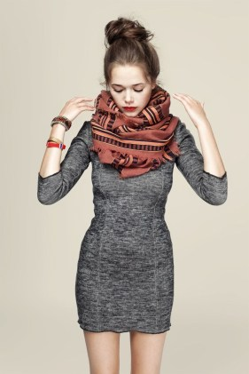 Wonderful Ways Wear Bun Fall Ideas43