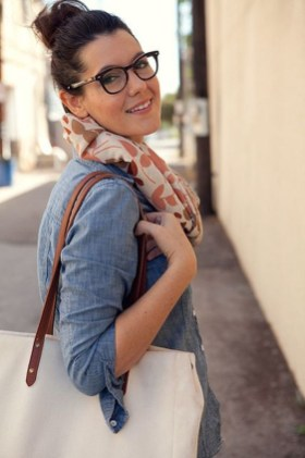 Wonderful Ways Wear Bun Fall Ideas45
