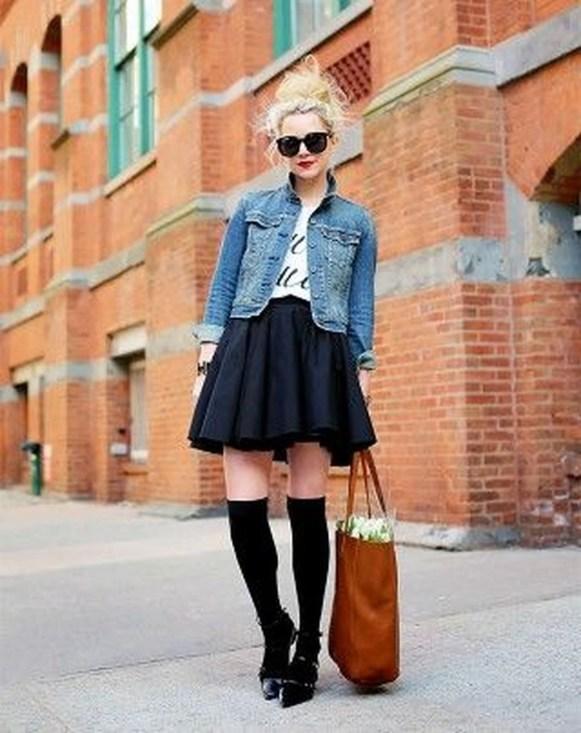 Wonderful Ways Wear Bun Fall Ideas49