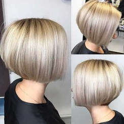 Charming Graduate Bob Haircut Ideas19