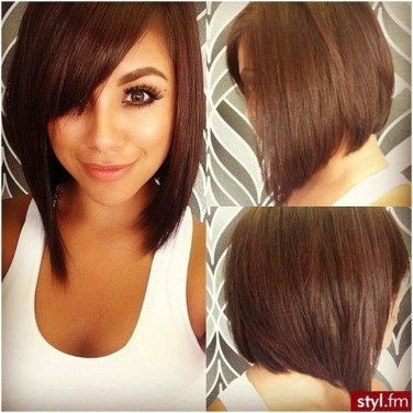 Charming Graduate Bob Haircut Ideas23