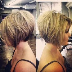 Charming Graduate Bob Haircut Ideas24