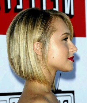 Charming Graduate Bob Haircut Ideas33