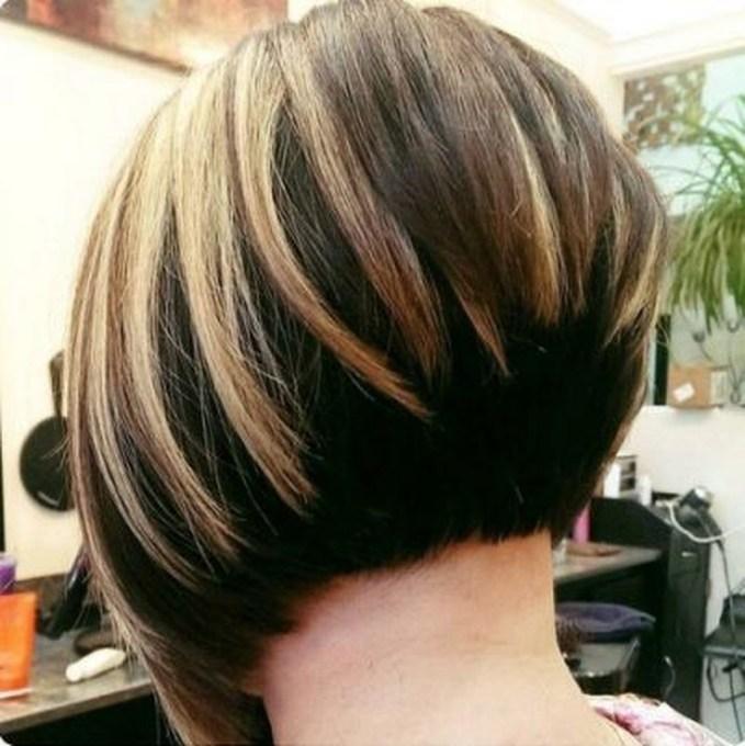 Charming Graduate Bob Haircut Ideas36