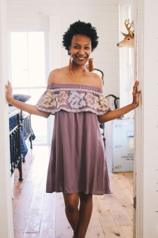 Fabulous Purple Outfit Ideas For Summer05