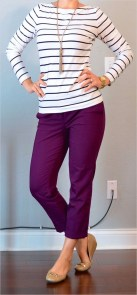 Fabulous Purple Outfit Ideas For Summer11