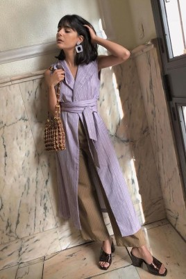 Fabulous Purple Outfit Ideas For Summer15