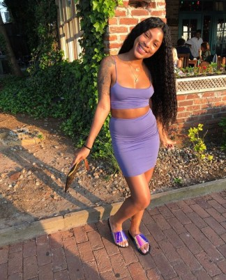 Fabulous Purple Outfit Ideas For Summer17