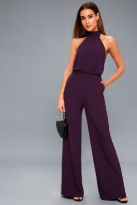 Fabulous Purple Outfit Ideas For Summer34