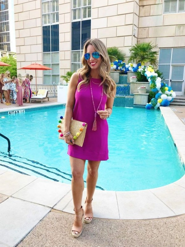 Fabulous Purple Outfit Ideas For Summer39