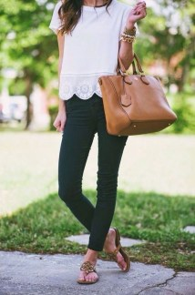 Fascinating Scalloped Clothing Ideas For Summer Outfits14