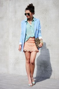 Fascinating Scalloped Clothing Ideas For Summer Outfits23