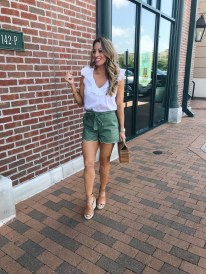 Fascinating Scalloped Clothing Ideas For Summer Outfits28