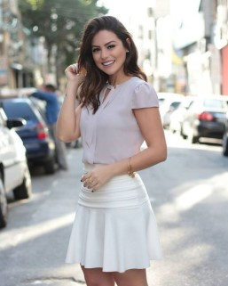 Incredible Skirt And Blouse This Fall Ideas03