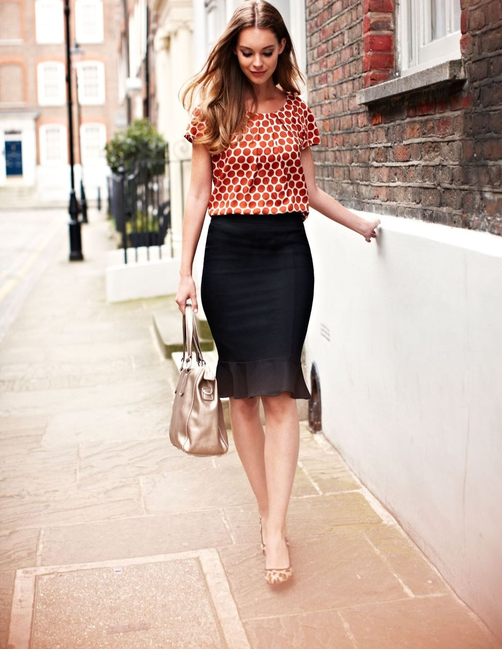 Incredible Skirt And Blouse This Fall Ideas33