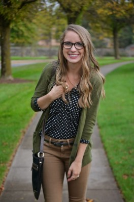 Incredible Skirt And Blouse This Fall Ideas43