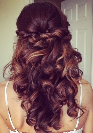 Perfect Wedding Hairstyles Ideas For Long Hair39