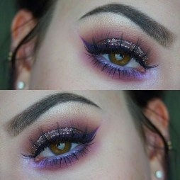 Popular Shimmer Summer Makeup Ideas03