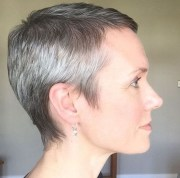 Pretty Grey Hairstyle Ideas For Women24