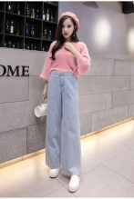 Pretty Winter Outfits Ideas High Waisted Pants23