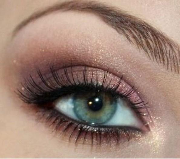 Stunning Shimmer Eye Makeup Ideas 201846
