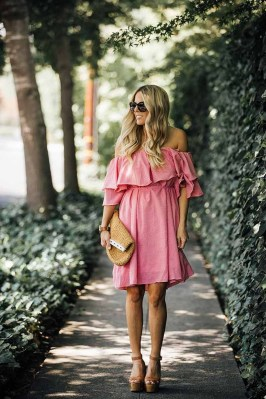 Stunning Spring Outfit Ideas With Wedges17