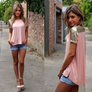 Stunning Spring Outfit Ideas With Wedges36