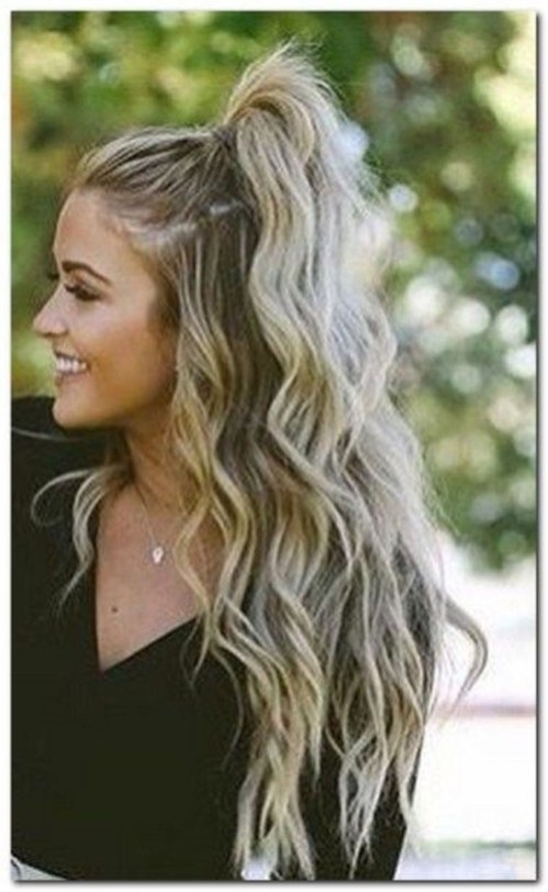 Stunning Summer Hairstyles Ideas For Women38