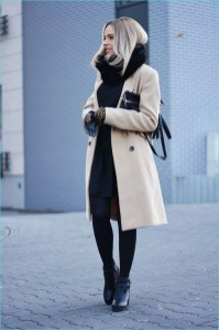 Stylish Winter Outfits Ideas Work 201805