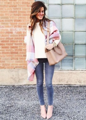 Stylish Winter Outfits Ideas Work 201816