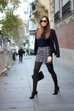 Stylish Winter Outfits Ideas Work 201836