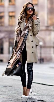Stylish Winter Outfits Ideas Work 201838