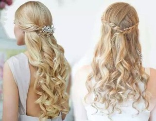 Awesome Hairstyles Christmas Party Ideas12