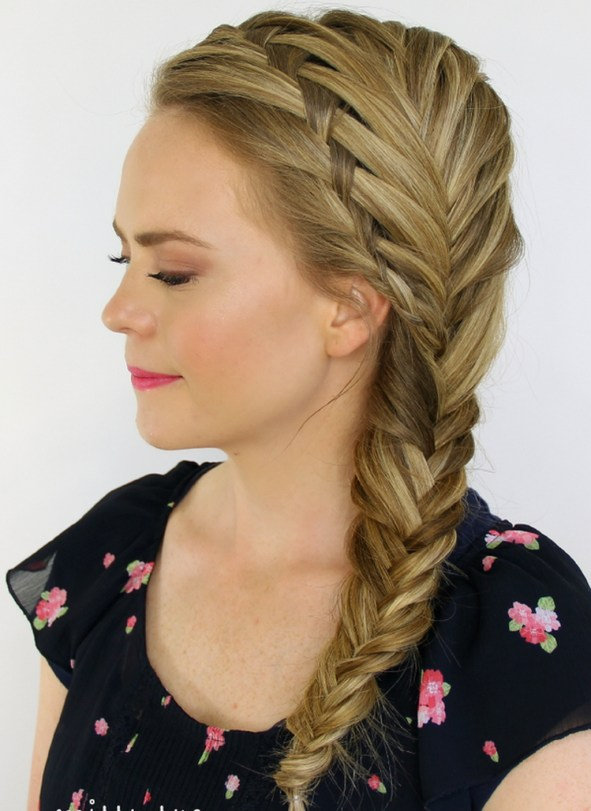Awesome Hairstyles Christmas Party Ideas35