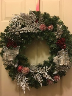 Casual Winter Themed Christmas Decorations Ideas07