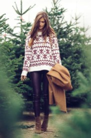 Classy Christmas Outfits Ideas20
