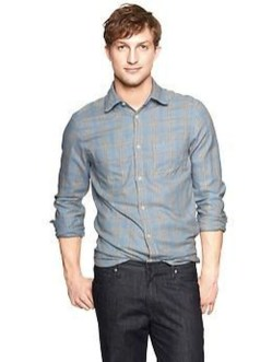 Cozy Plaid Shirt Outfit Christmas Ideas For Handsome Mens06