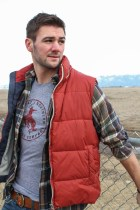 Cozy Plaid Shirt Outfit Christmas Ideas For Handsome Mens34