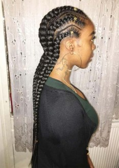 Cute Christmas Braided Hairstyles Ideas16