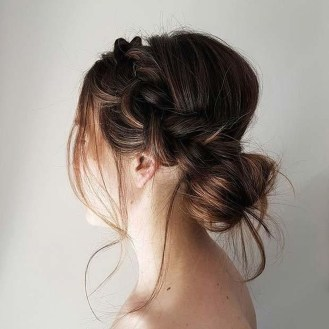 Cute Christmas Braided Hairstyles Ideas18